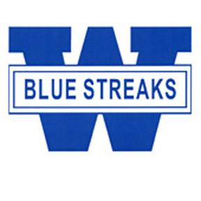 Woodstock Blue Streaks